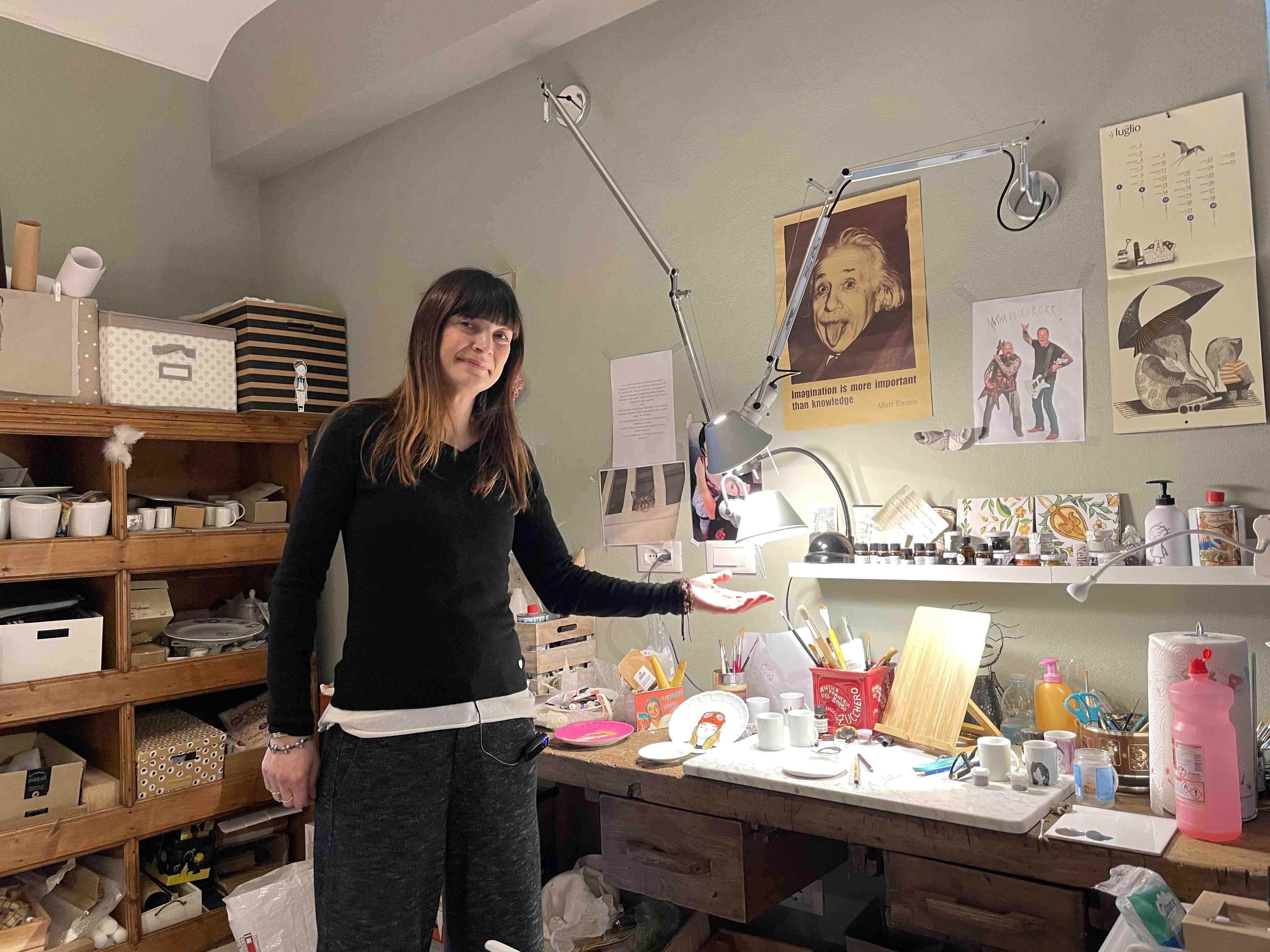 Barbara Giovinazzo (GbArt) presenta la nuova collezione dei gorilla